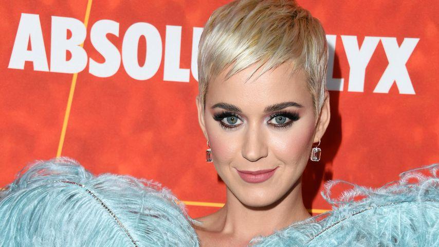 Musikerin Katy Perry, Oktober 2018