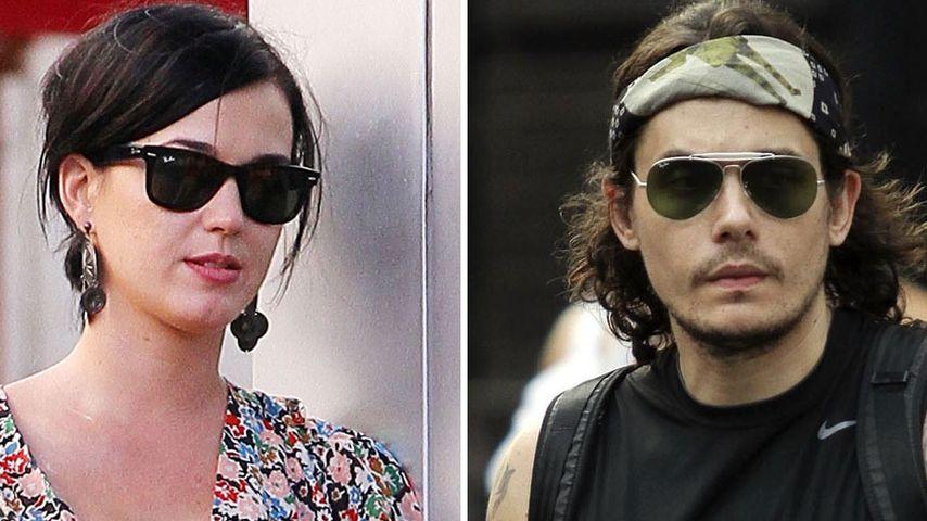 Katy Perry: Liebeskummer wegen John Mayer?