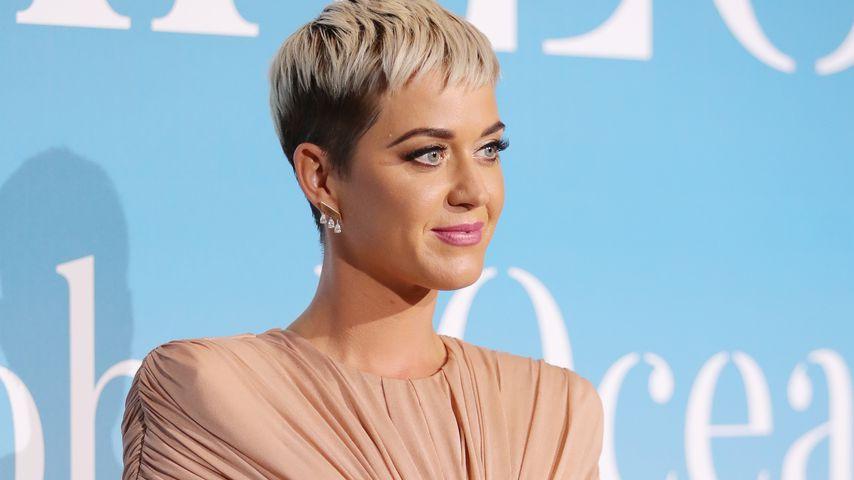 Katy Perry bei der Gala von Fürst Albert von Monaco