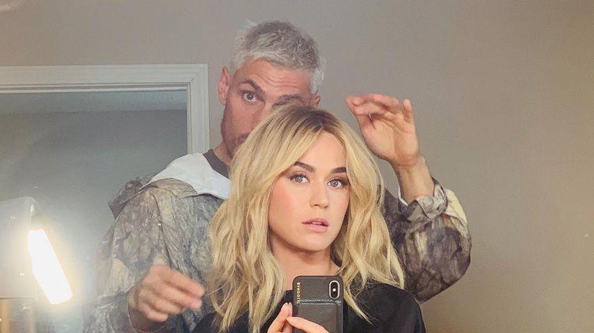Kaum erkannt: Pop-Star Katy Perry überrascht mit neuer Frise