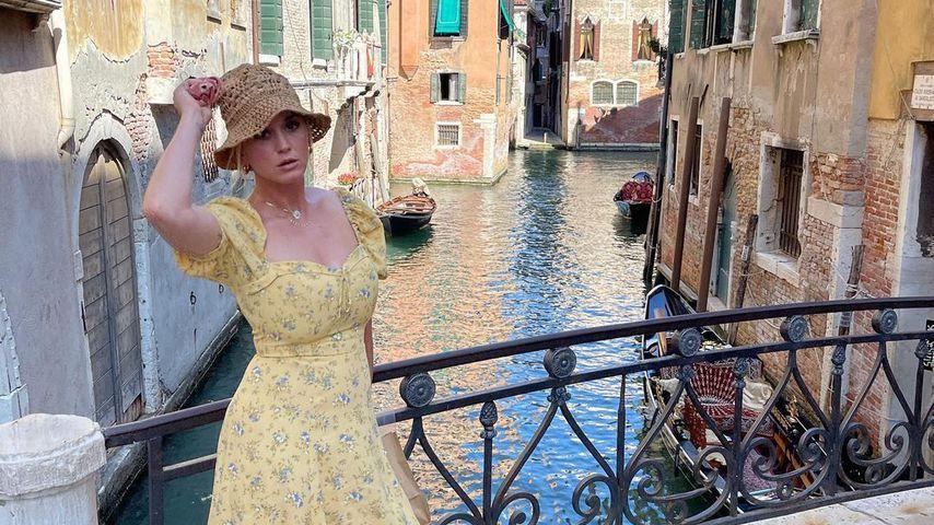 Katy Perry in Venedig, 2021