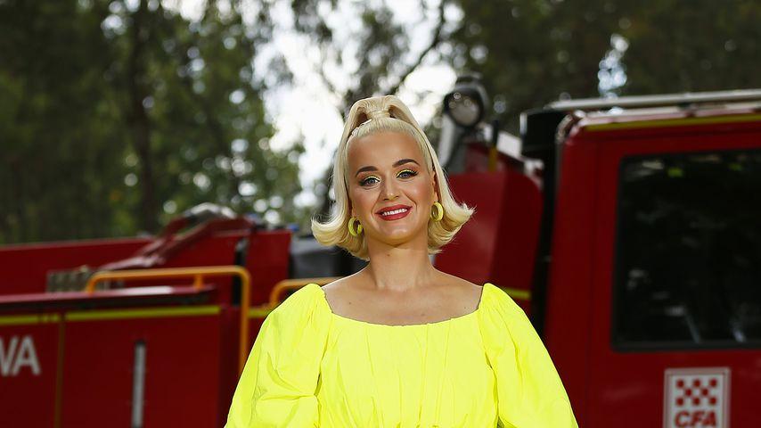 Katy Perry im März 2020 in Bright, Australien