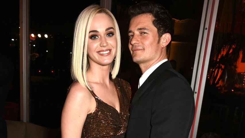 Happy-End? Orlando Bloom & Katy Perry feiern X-Mas zusammen!