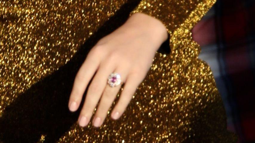 Katy Perrys Verlobungsring