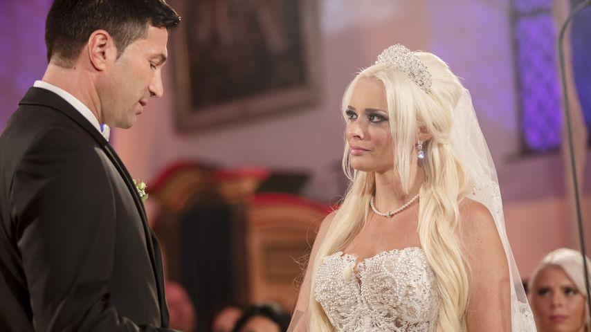 Lucas Cordalis und Daniela Katzenberger an ihrer Hochzeit im Juni 2016