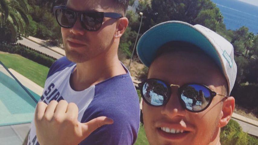 "Erfolgswelle: Kays & Pietros ""Señorita"" Nr. 1 auf Spotify!"