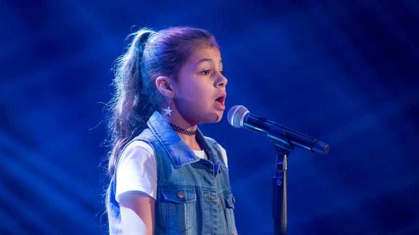 "Kayla, ""The Voice Kids""-Kandidatin 2018"