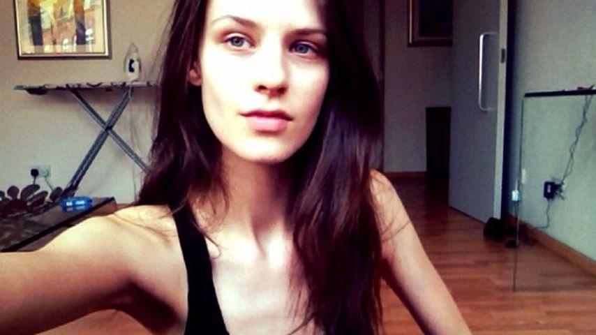 Todesgefahr Mode-Business: Kayley Chabot war suizidgefährdet