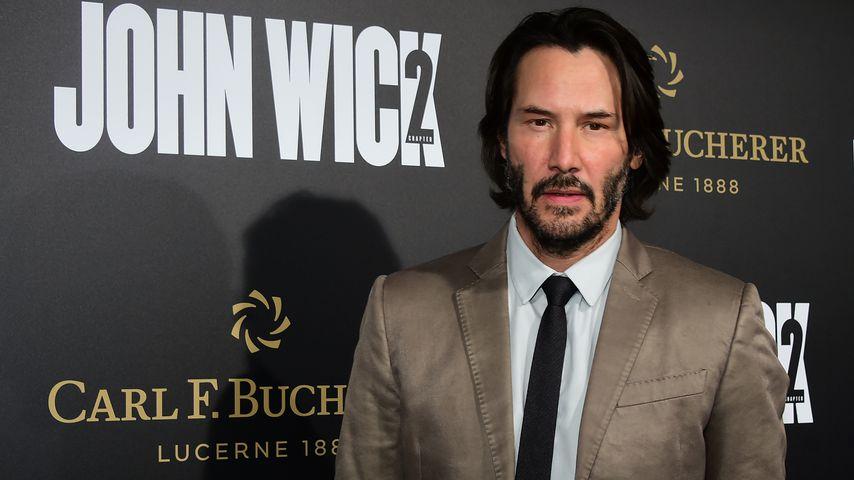 Kehrt John Wick noch mal zurück? Keanu Reeves hat Lust drauf
