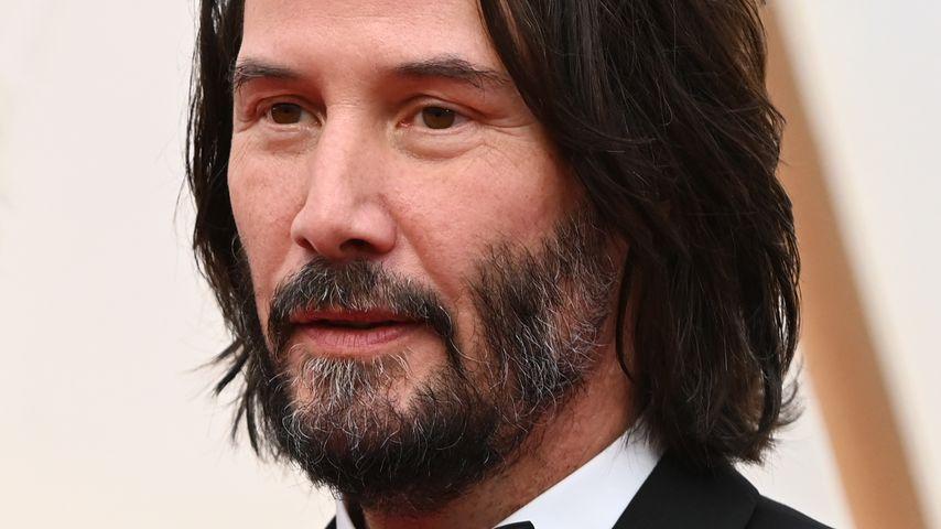 Keanu Reeves im Februar 2020