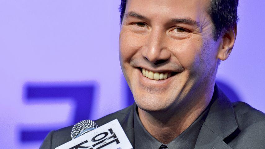 Jungbrunnen? Keanu Reeves strahlt sein Alter weg
