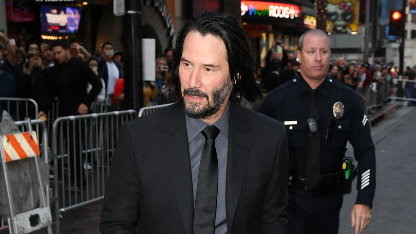 Keanu Reeves, Kino-Held