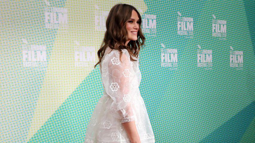 """""""Brüste explodieren"""": Keira Knightleys ehrliche Mama-Worte"""