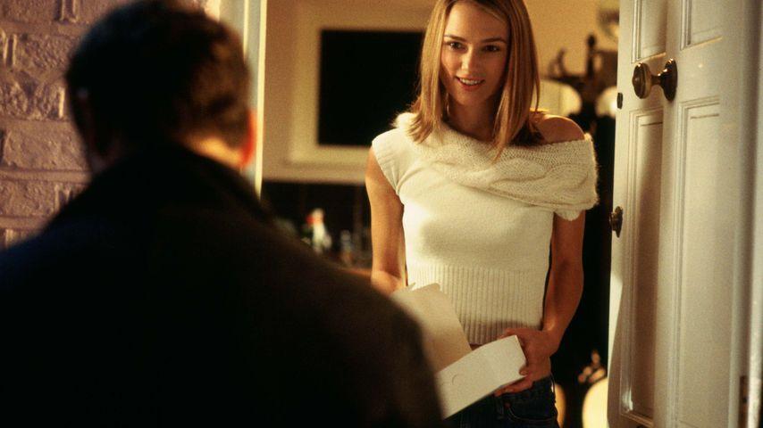 """Keira Knightley in """"Tatsächlich... Liebe"""""""