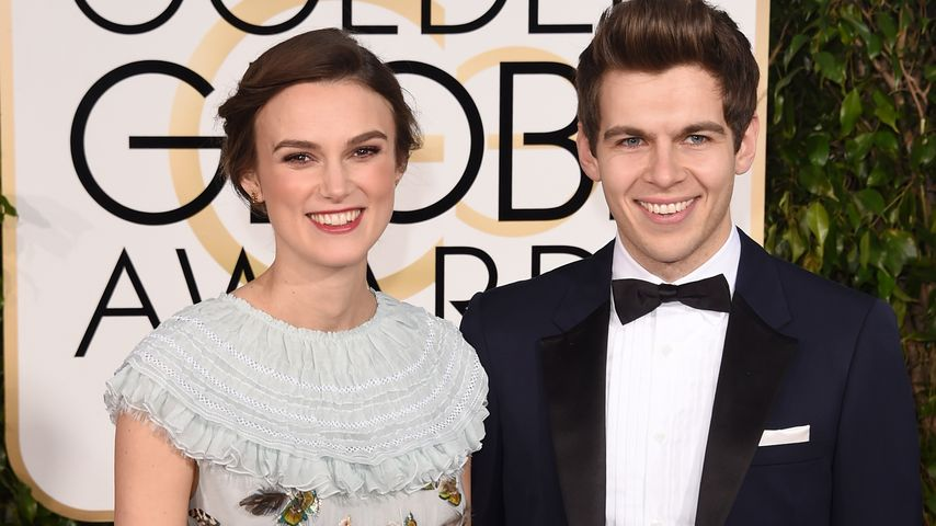 Golden Globes: Keira Knightleys Schwanger-Look