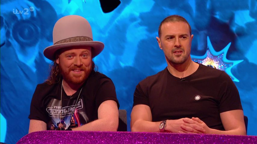 "Keith Lemon und Paddy McGuinness in der ""The Keith & Paddy Picture Show"""