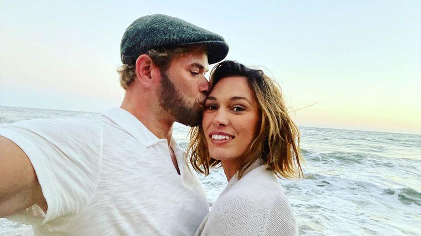 Kellan Lutz und seine Frau Brittany