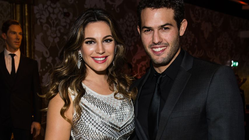 Kelly Brook und Jeremy Parisi beim Eastern Seasons 2015 Gala Dinner