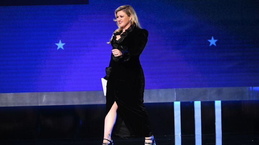 Kelly Clarkson bei den Critics' Choice Awards 2020