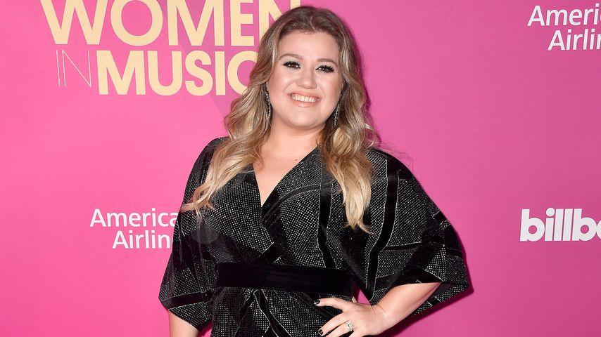 Kelly Clarkson im Jahr 2017