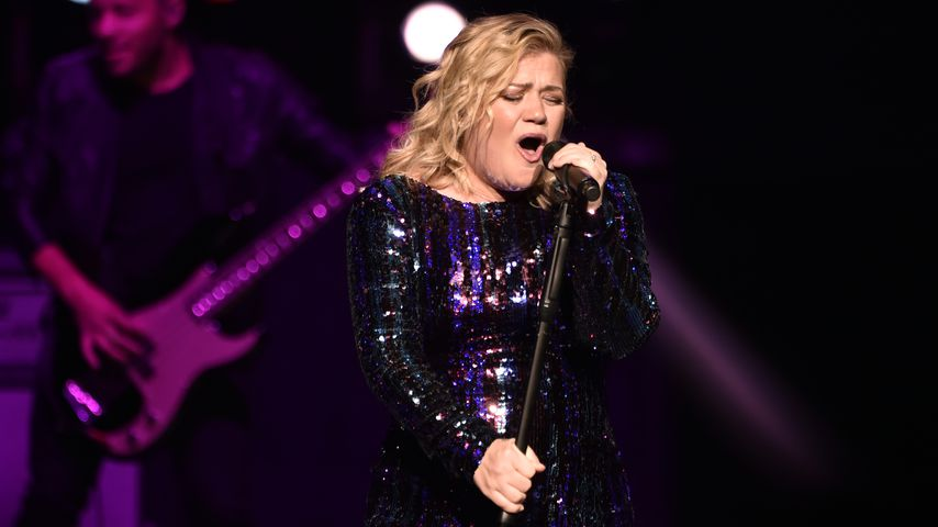 Kelly Clarkson bei einem Konzert in Las Vegas im Mai 2019