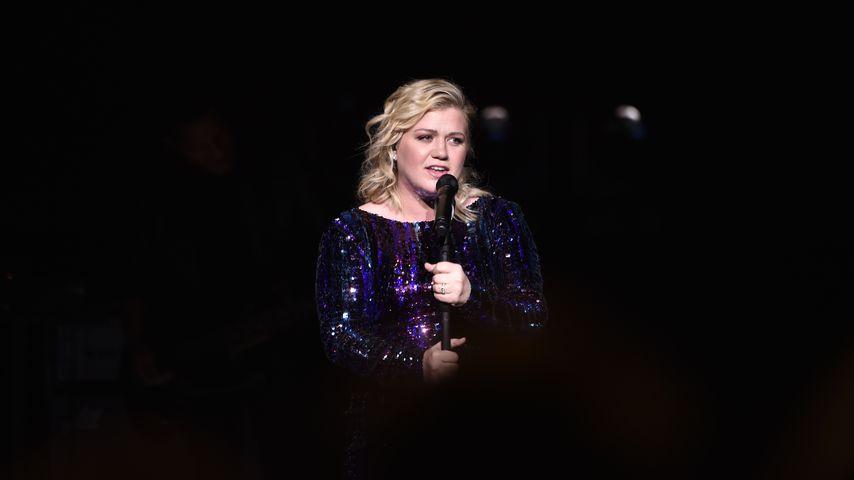 Kelly Clarkson im Mai 2019
