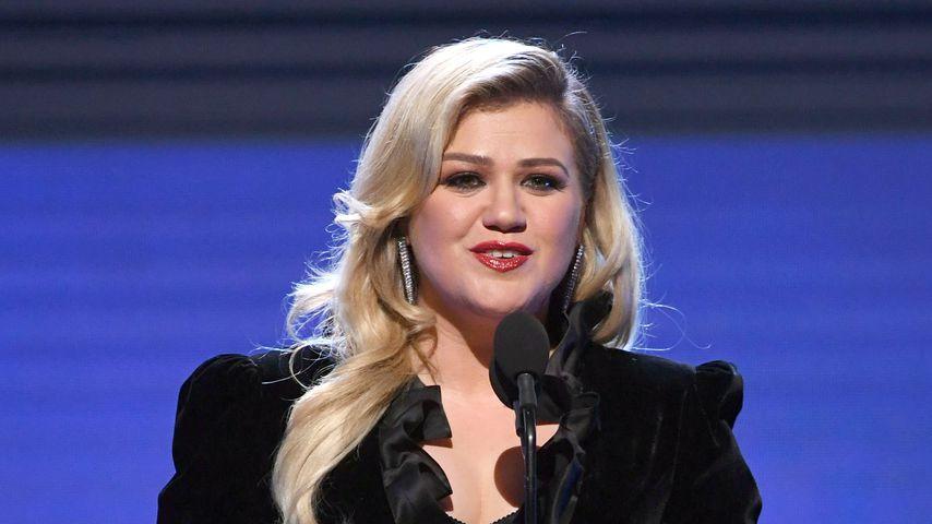 """""""Das größte Geschenk"""": Kelly Clarkson über ihre Mutterrolle"""