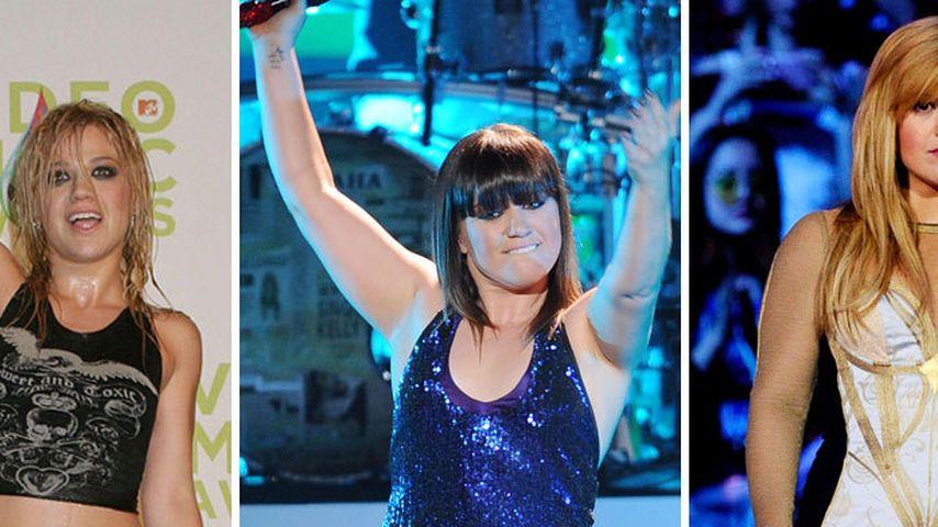 Kelly Clarkson & Co: Das Phänomen Jo-Jo-Effekt