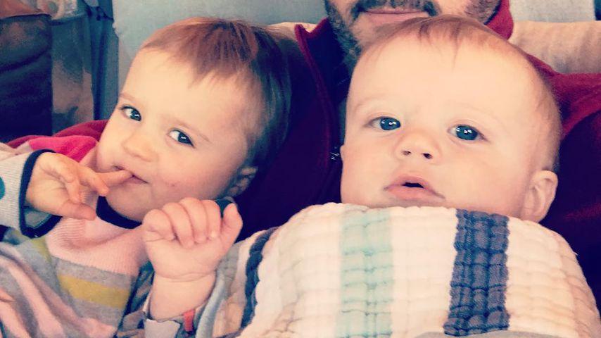 Kelly Clarksons Kinder River Rose und Remington Alexander