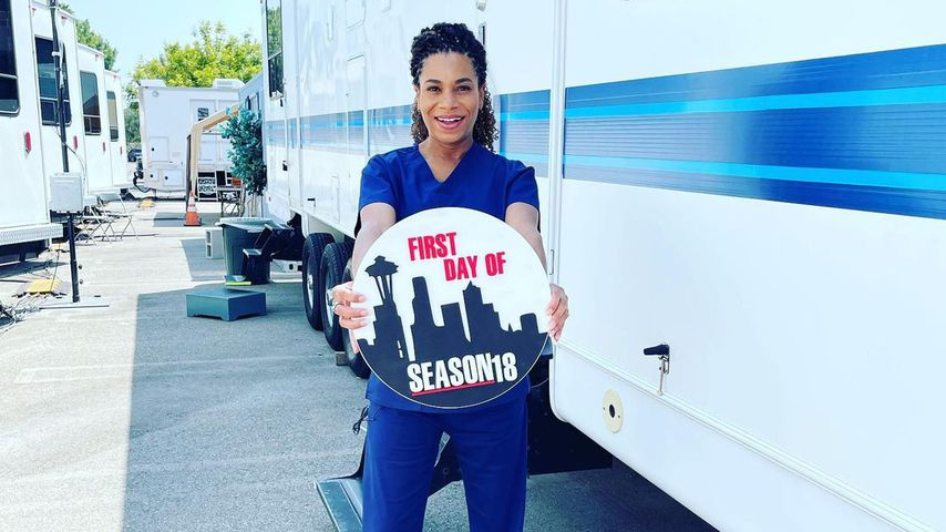 """Wird Kelly McCrearys """"Grey's Anatomy""""-Rolle auch schwanger?"""