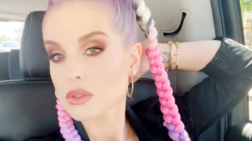 Kelly Osbourne im August 2020