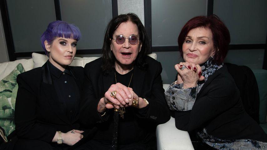 Zungenkuss extrem: Kelly Osbourne liebt Ricki Hall