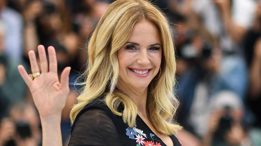 Kelly Preston, in Cannes 2018