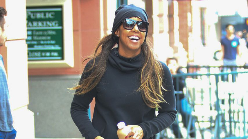 Baby-Speck: Neu-Mama Kelly Rowland im Fitness-Wahn