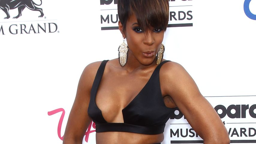 BBMAs 2014: Kelly Rowland packt (sich) aus