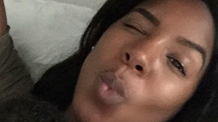 Kelly Rowland: Kuschel-Zeit mit Söhnchen Titan