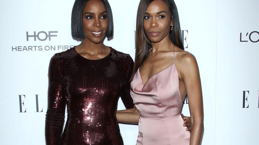 Kelly Rowland und Tenitra Michelle Williams