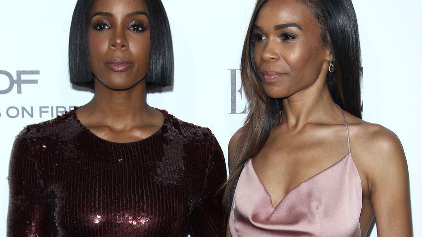 Fehlt nur Queen B.: Destiny's-Child-Reunion in Hollywood!