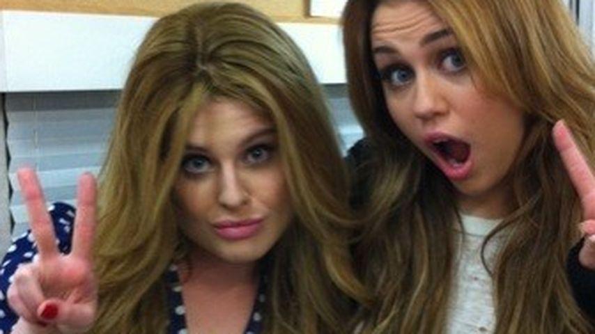 Huch! Kelly Osbourne sieht aus wie Miley Cyrus!