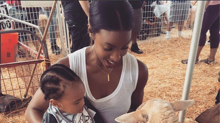 Kelly Rowland und Titan Jewell Witherspoon