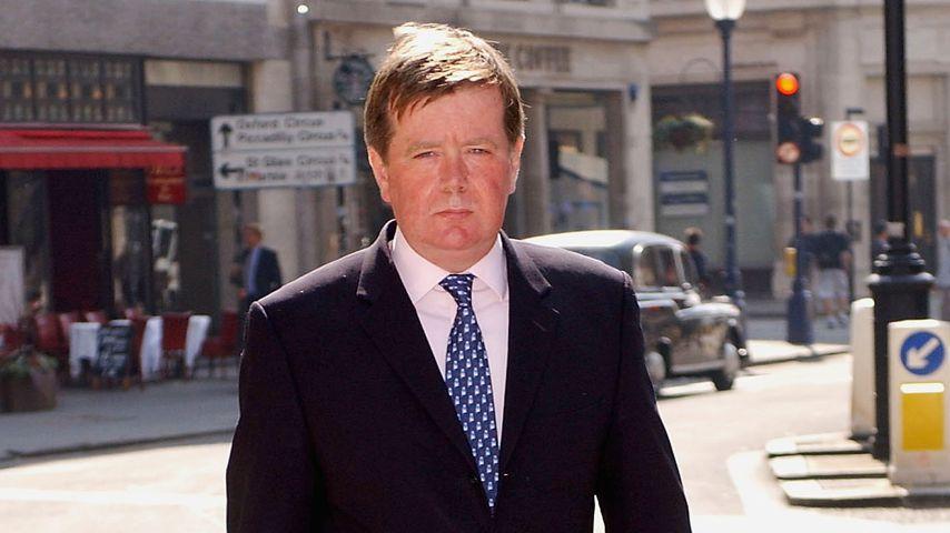 Ken Wharfe, ehemaliger Schutzoffizier des britischen Königshauses