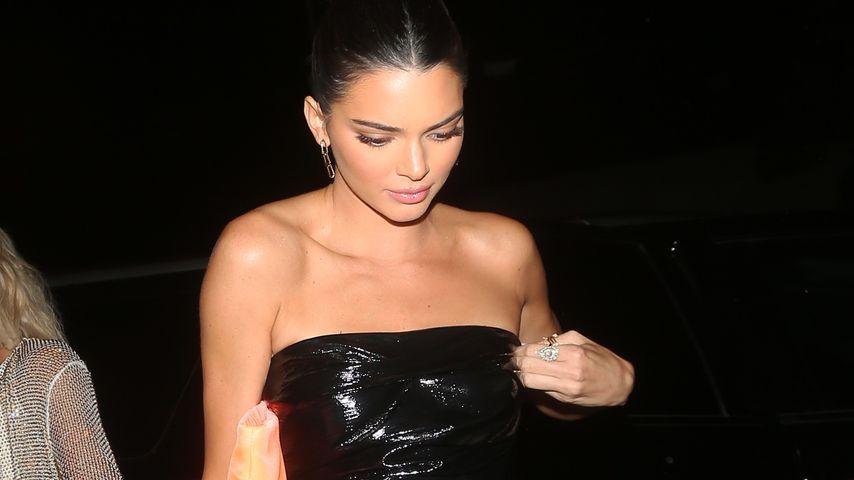 Kendall Jenner bei der Geburtstagsparty ihrer Schwester Kylie