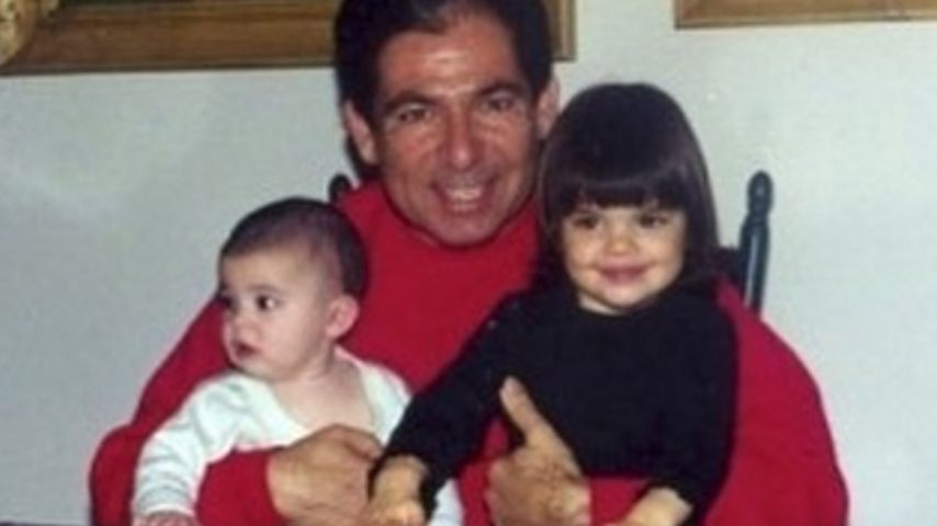 Kylie Jenner, Kendall Jenner und Robert Kardashian Sr.