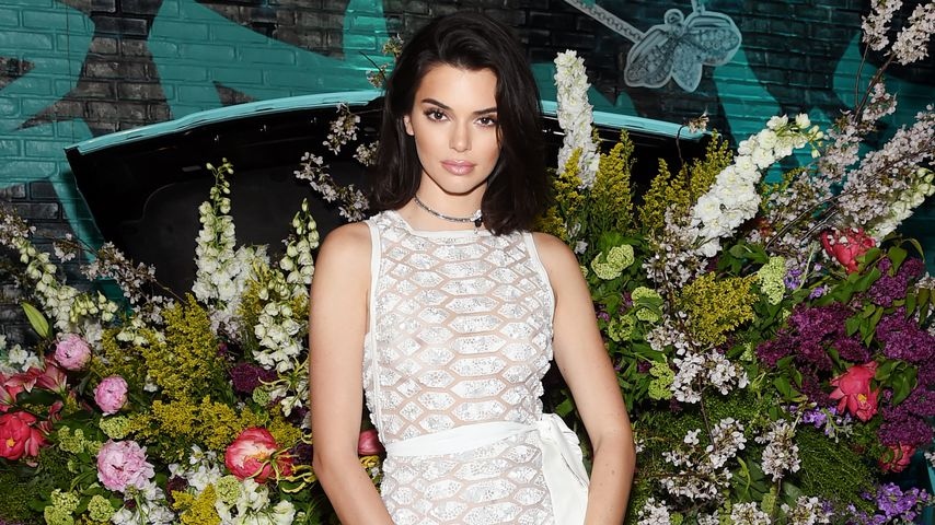 Kendall Jenner beim Tiffany & Co. Flowers Event in New York