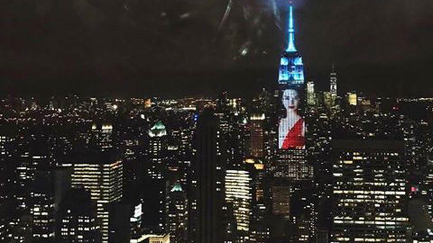 Nach Pepsi-Eklat! Kendall Jenner ziert Empire State Building
