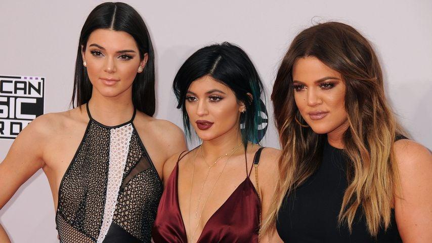 Aus Angst: Kim Kardashians Schwestern sagen Auftritte ab!