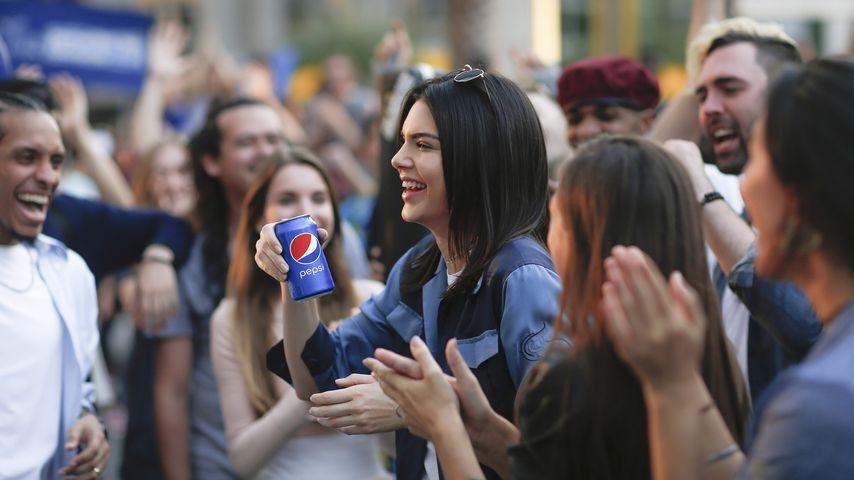 Mega Pepsi-Skandal: Kostet DAS Kendall Jenner die Karriere?