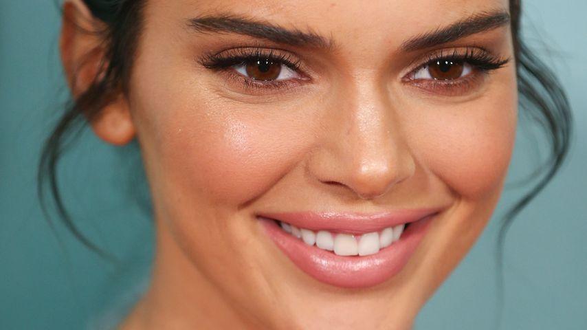 Vollere Lippen: Hatte Kendall Jenner eine Schönheits-OP?