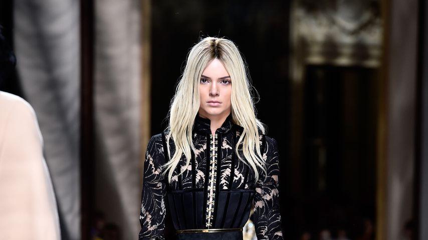Kendall Jenner 2016 auf der Paris Fashion Week