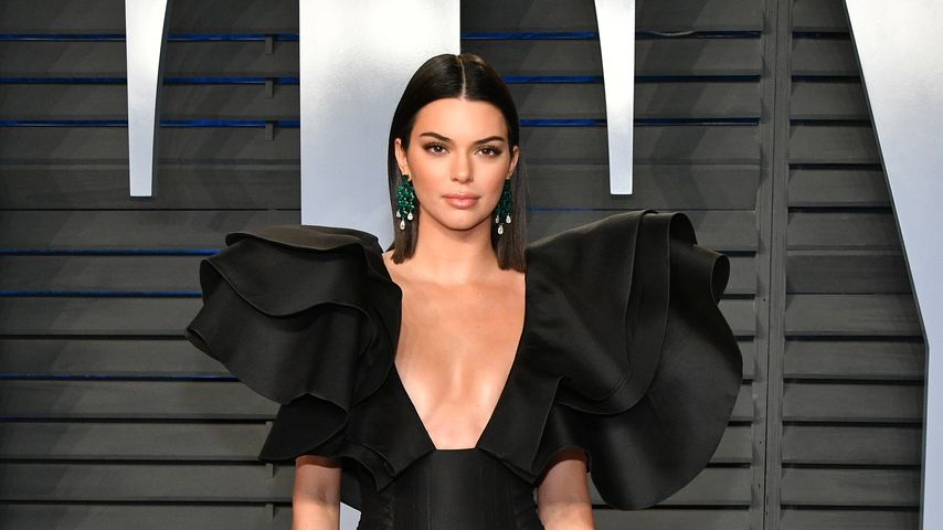 Kendall Jenner bei der Vanity Fair Oscar Party 2018